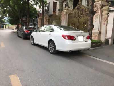 Kẹt tiền bán Lexus ES350 2009 màu trắng bản Full nhập khẩu