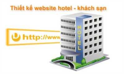 Thiết kế web khách sạn tại Gò Vấp