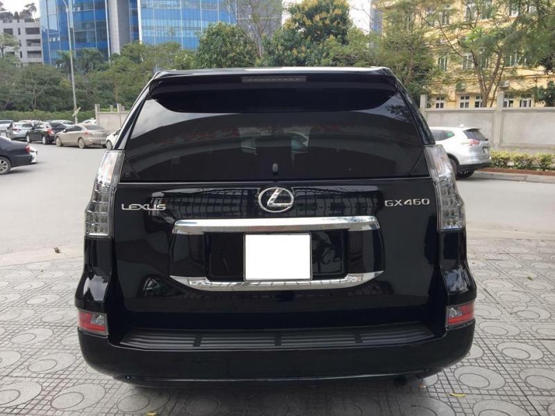 Cần bán xe Lexus Gx460 sx 2016 màu đen biển sài gòn