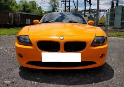 Cần bán BMW Z4, sản xuất 2007, số tự động nhập mỹ, màu cam