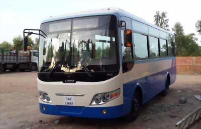 HOT! Xe bus Samco, 26 chỗ ngồi, 21 chỗ đứng. Mới 100%