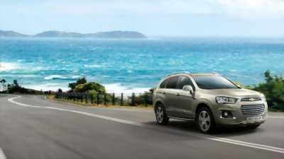 Chevrolet Captiva Revv - dòng xe cao cấp đến từ Mỹ mang phong cách thời thượng.