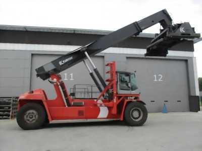 Bán Xe nâng xếp Container KALMAR 45 Tấn đời 2011