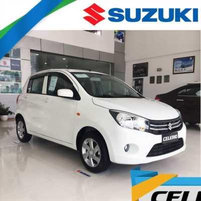 Suzuki Celerio nhập khẩu Thailan, dòng xe siêu tiết kiệm nhiên liệu