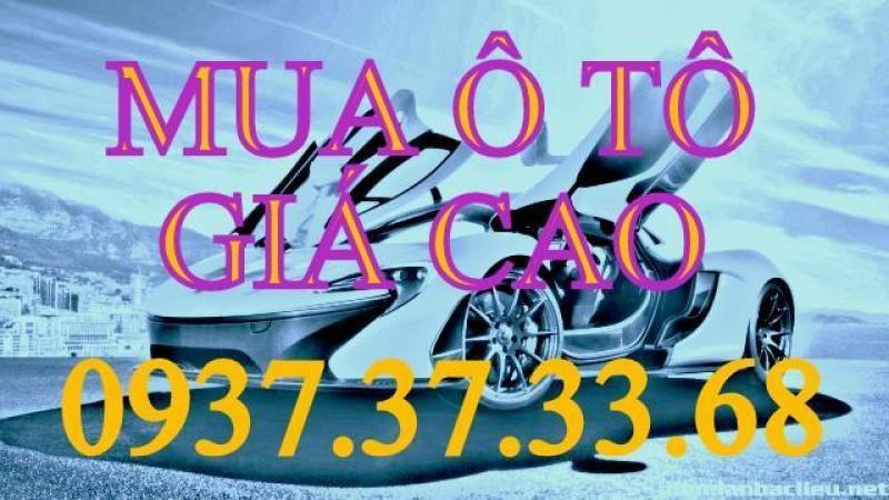 Salon QUANG LƯỢNG PHÁT cần thu mua các dòng xe ô tô 5-7-16 chỗ.