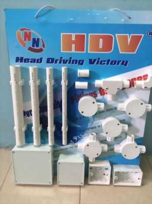 Ống điện thẳng tròn HDV
