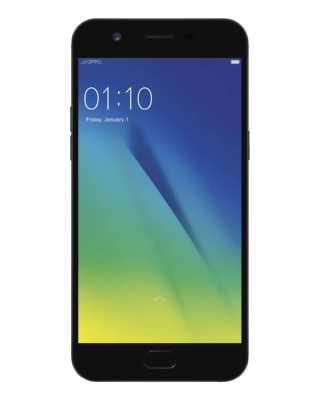 Điện thoại Oppo A83 64 GB đen đẹp 99% ở Huế