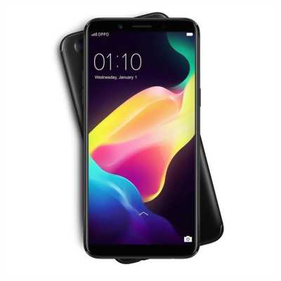 Oppo F5 đen mới 99% giá 3400k