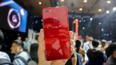 Bán Oppo f7 Đỏ tại Nghệ An.