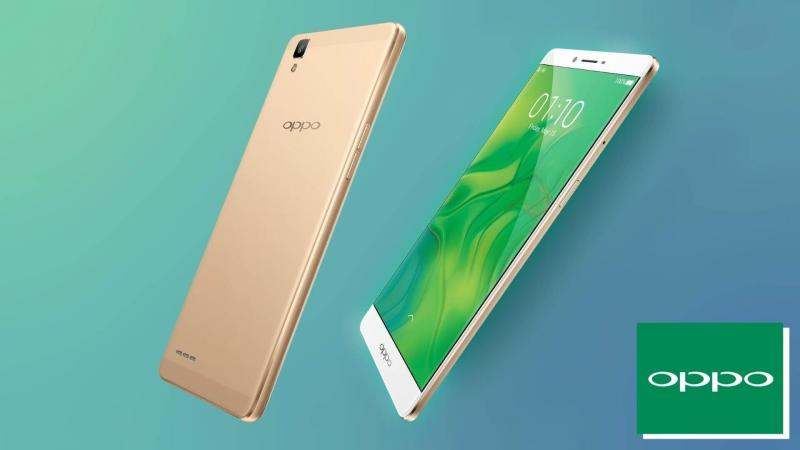 Điện thoại Oppo F3 plus màu vàng ở Đà Nẵng