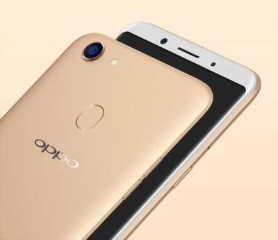 Oppo F5 Vàng Gold