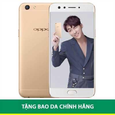Oppo F5 32 GB vàng Ram 4G bán góp 0 lãi ở Huế