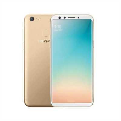 Oppo F5 64 GB vàng fullzin bh dài