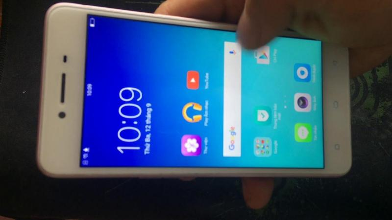 bán oppo r829 (r1) màn hình 5 inch HD trước 5.0MP