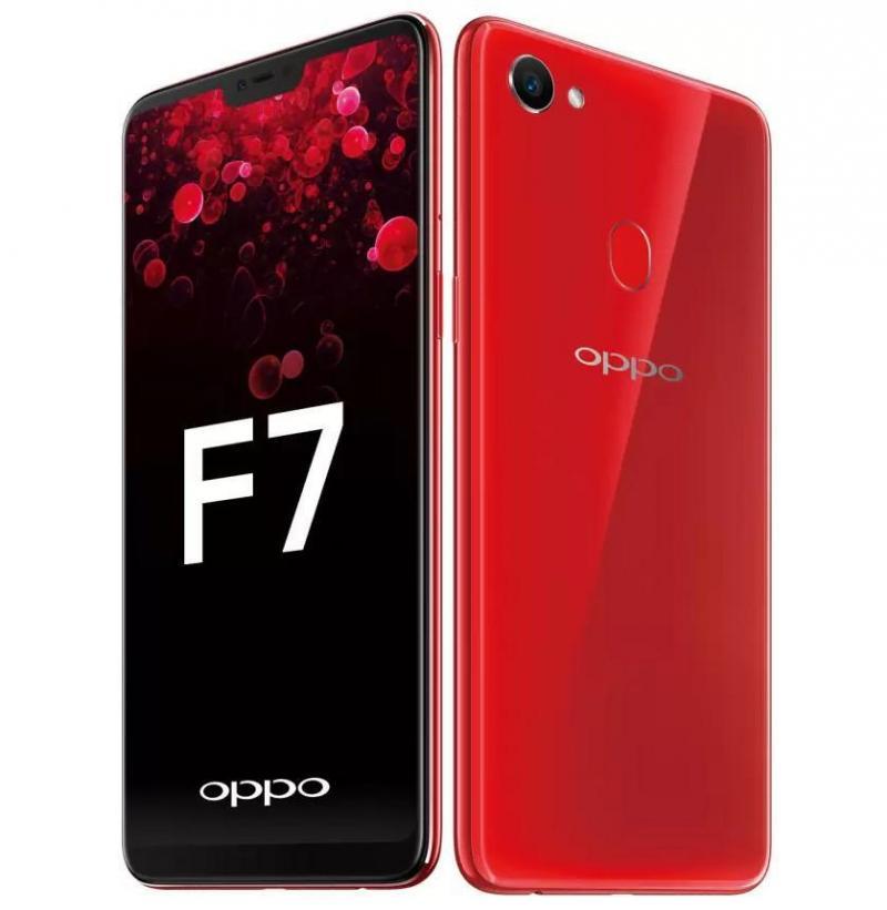 Oppo F7 Đỏ cần bán lại