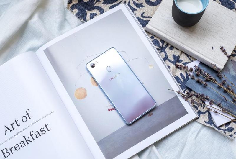 Điện thoại Oppo F7 99%