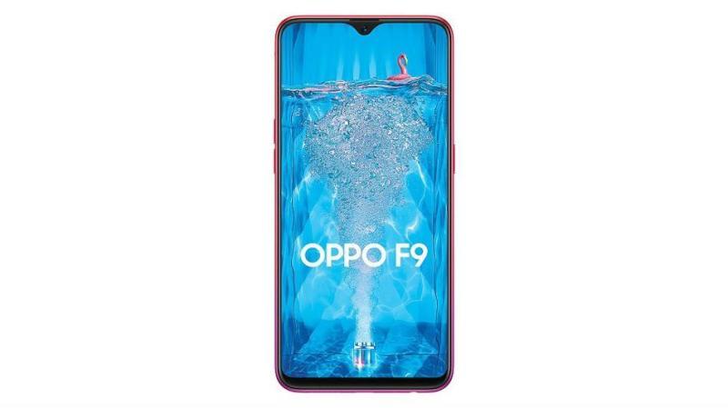 Chiếc điện thoại OPPO F9