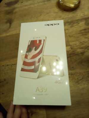 Oppo A39 chính hãng, nguyên seal,  full box, có bảo hành
