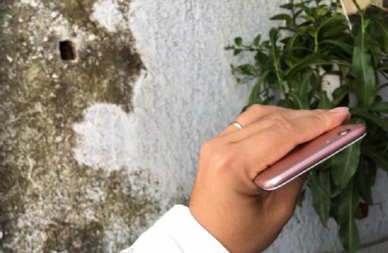 Oppo F3 hồng 64gb xài 1 tháng như mới