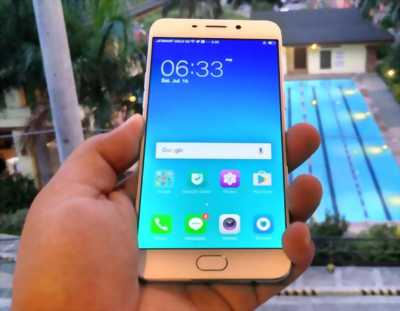 Oppo F1 plus gold mới 99% quận 3