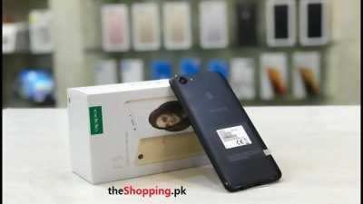 Oppo F5 ram 4G màu đen, bảo hành dài bao zin