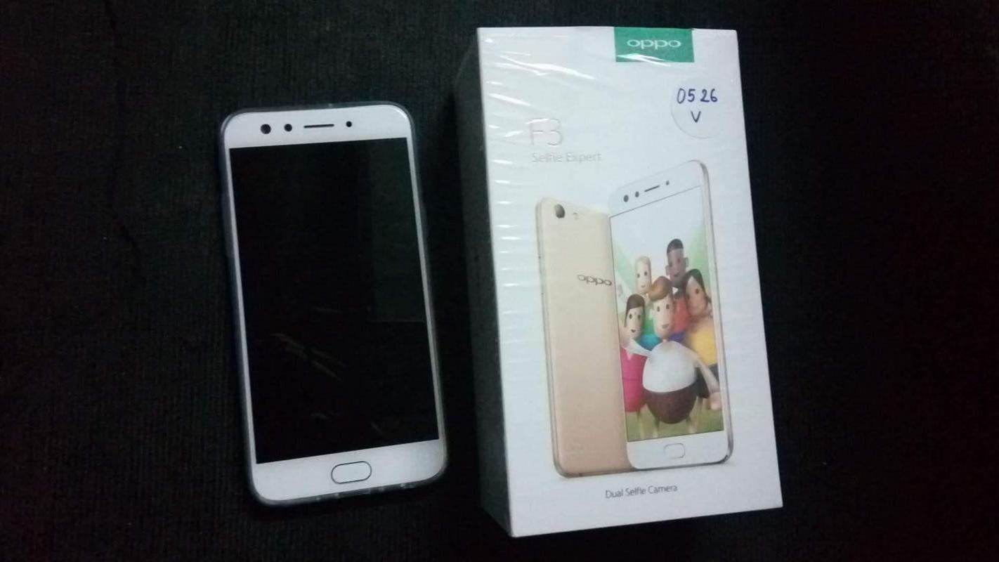 Bán điện thoại Oppo f3