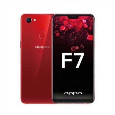 OPPO F7 RED RAM 6/128GB 99%, BH DÀI- BÁN TRẢ GÓP