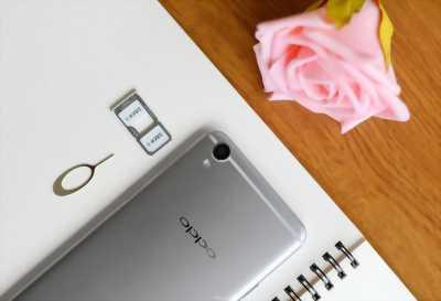 Điện thoại oppo F7 bạc ram 4/64G-ảnh 25mp ở Hà Nội