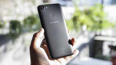 Oppo F5 ram 6gb bảo hành tgdd đẹp 99% tháng 3/2019