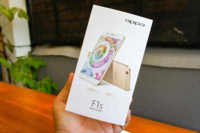 Oppo F1s Vàng Full Box Mới 100%