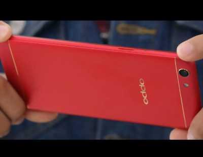 Bán điện thoại oppo f3 màu đỏ còn mới 90%