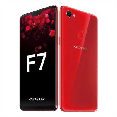 Oppo F7 màu đỏ New 100%