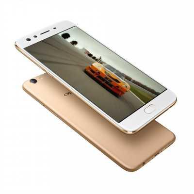 Oppo F3 vàng hồng 4G dung lượng 64G
