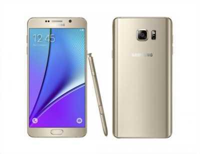 Samsung Galaxy Note 5 Đỏ 32 GB xách tay hàn quốc