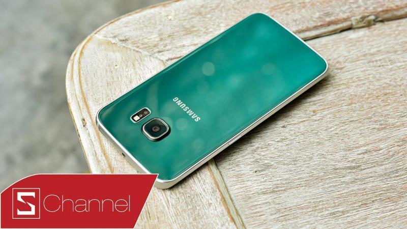 Samsung S6 Xanh dương. Nguyên zin. Rất đẹp