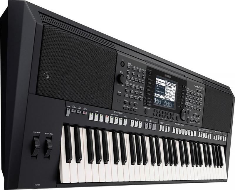 Đàn organ Yamaha S750 giá bao nhiêu vào đầu tháng 5/2017