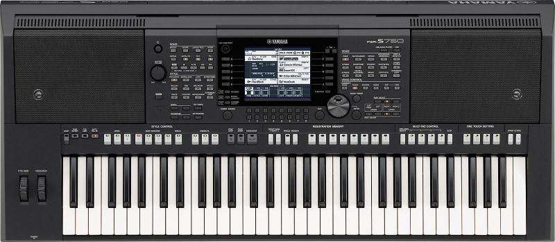 Tìm hiểu về giá đàn Organ Yamaha s750 cũ