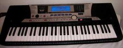 Đàn organ PSR-550 làm Style, Song (16 rãnh),.. tốt