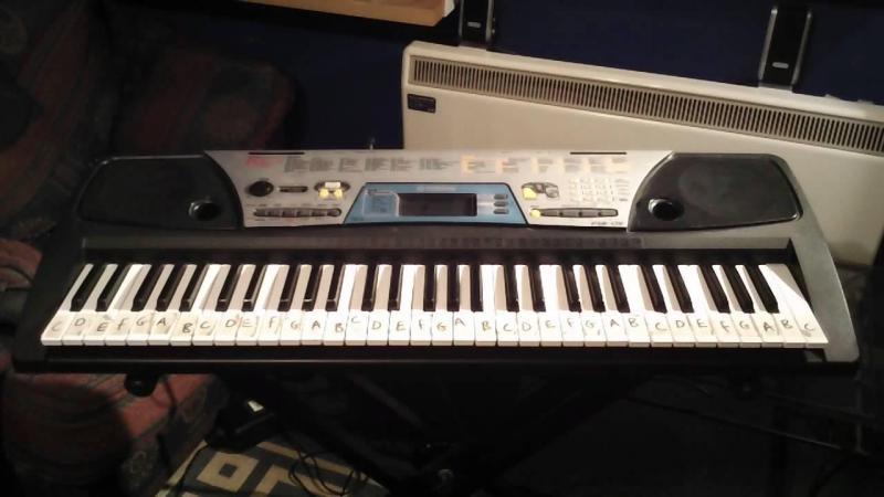 Organ yamaha psr 001 .100 âm thanh tốt bảo hành lâu