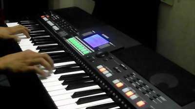 Đàn organ Yamaha 550B cần bán
