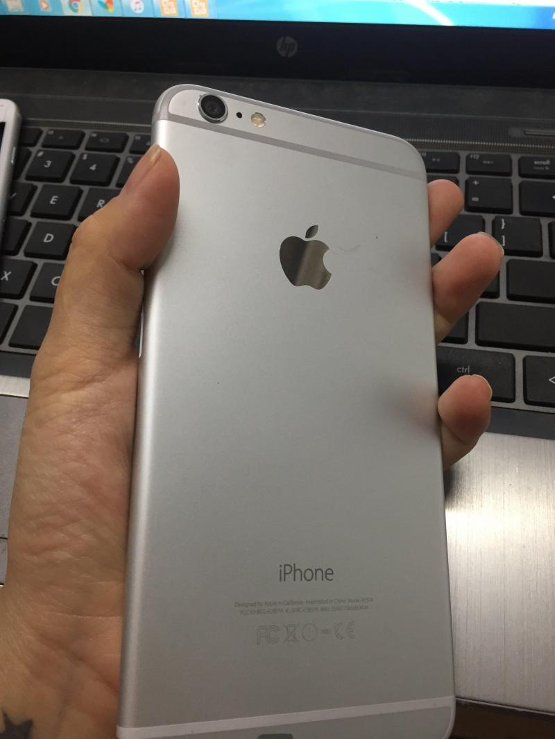 iPhone 6plus Gold 16GB đẹp Long lanh Cực Ngon