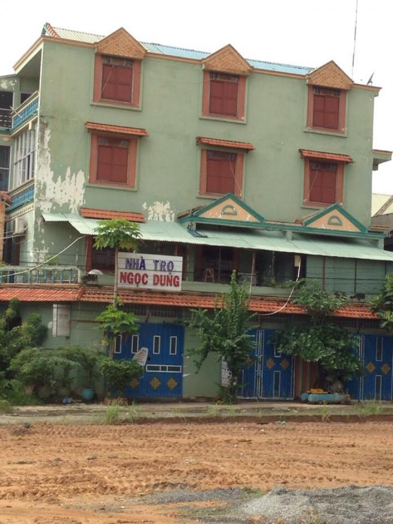Bán dãy trọ 7 phòng ngay khu công nghiệp Vĩnh Lộc