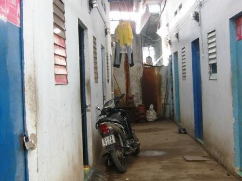 Bán gấp dãy trọ gồm 8 phòng gần chợ Bà Lát, Bình Chánh.