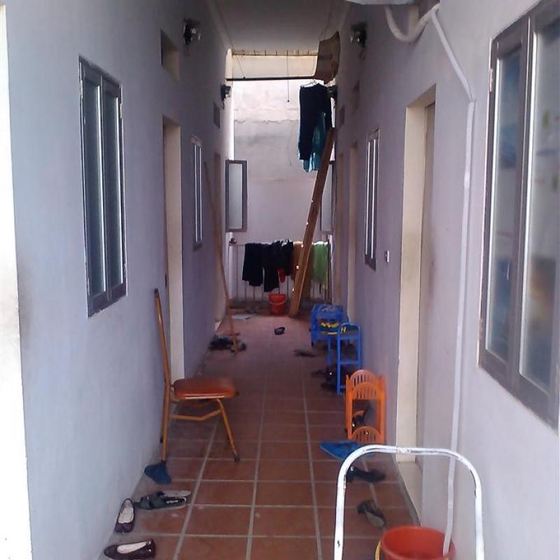 Bán gấp dãy trọ 10 phòng đường Láng Le Bàu Cò, Bình Chánh.
