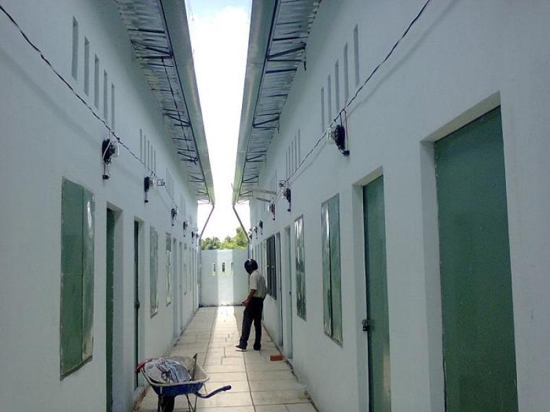 Bán gấp 02 dãy Phòng trọ 16 phòng,tại đường Bờ Nhà Thờ