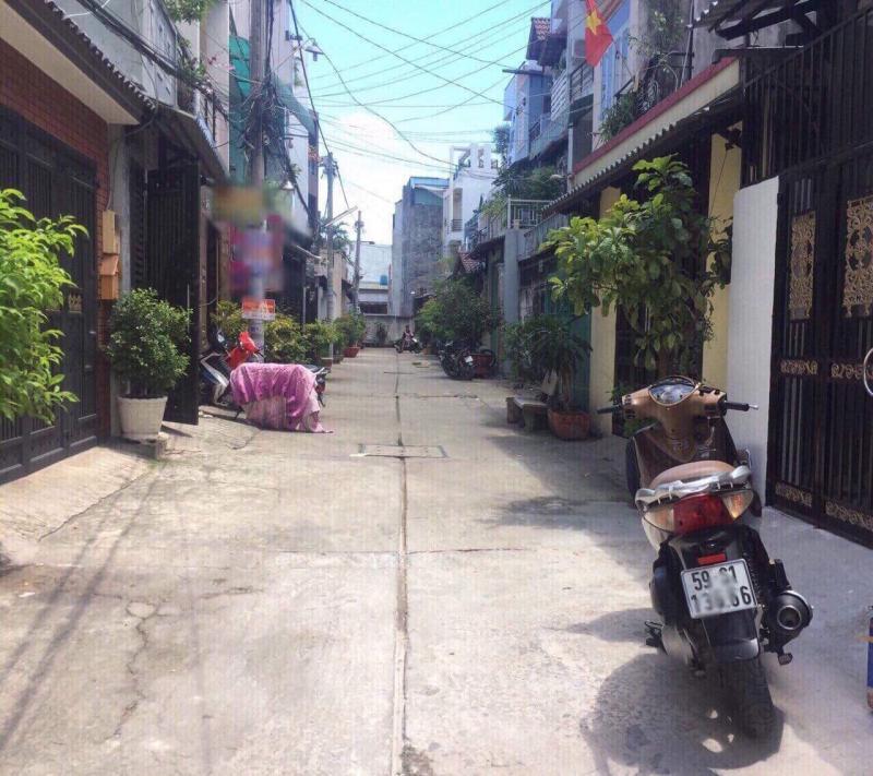 Cần bán gấp dãy trọ ở Tân Thông Hội, Củ Chi, 189m2, 1 tỷ 4
