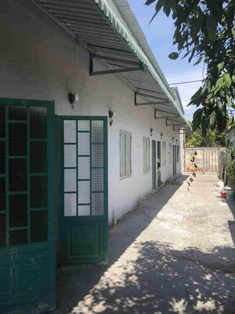 Cần Bán Dãy Trọ 7 Phòng Sát Bên KCN Tân Phú Trung (200M2 - 1,8 Tỷ TL)