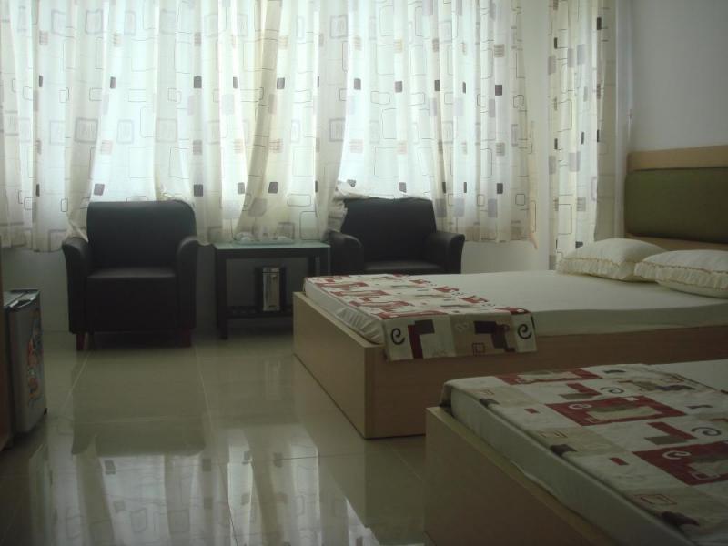Phòng nhà khách Ngọc Khánh, Ba Đình, Hà Nội cần cho thuê với giá rẻ