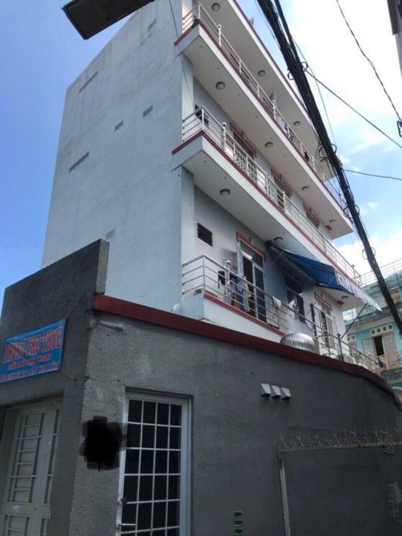 Cho thuê phòng trọ ở Nơ Trang Long, Quận Bình thạnh