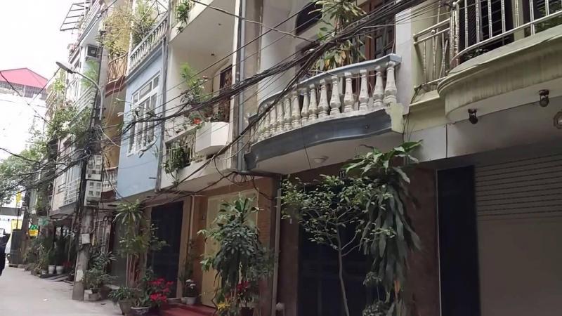 Nhà phân lô 50m2x5T Văn Phòng Quang Trung, Hà Đông